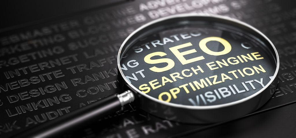 SEO graphic representing SEO Mistakes You Must Avoid
