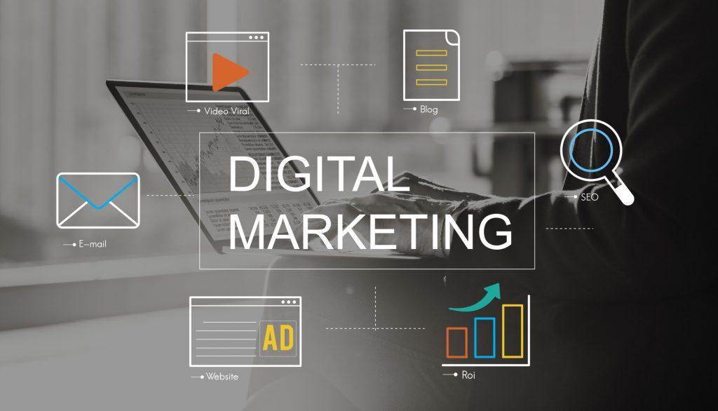 representing digital marketing agency